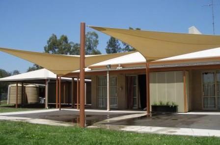 Vele da esterno le tende da esterno e le loro applicazioni - Tende a vela per esterno ...