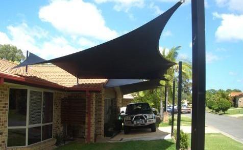Tenda A Vela Casa Pura Quadrata O Rettangolare Ombreggiante