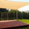 Vela ombreggiante copertura esterni