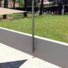 pali per vele ombreggianti a parete altezza variabile 2